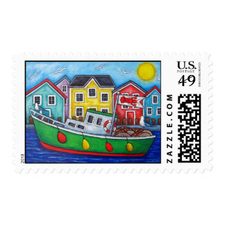Maritime Special Postage Stamp