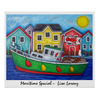 Maritime Special Print