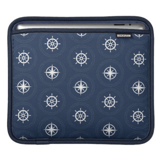 Maritime Tool Pattern Sleeve For iPads