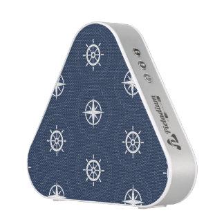 Maritime Tool Pattern Speaker