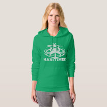 Maritimer Anchor octopus Nautical American apparel Hoodie