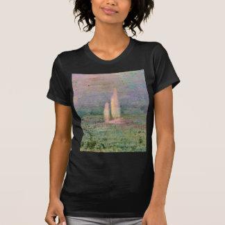Marítimo, nave, envía camiseta