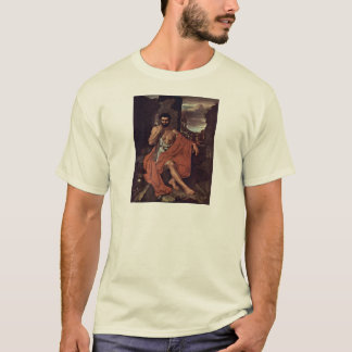 Marius Meditates On The Ruins Of Carthage By Vande T-Shirt