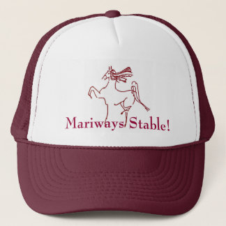 Mariways Stable! Trucker Hat