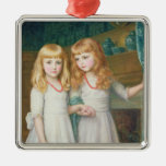 Marjorie and Lettice Wormald Christmas Ornament