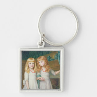 Marjorie and Lettice Wormald Keychain