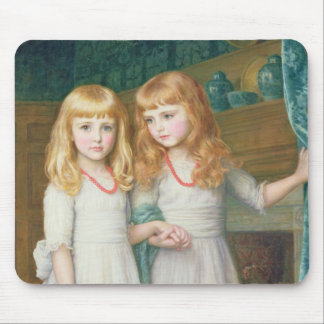 Marjorie and Lettice Wormald Mouse Pad