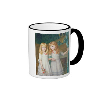 Marjorie and Lettice Wormald Ringer Mug