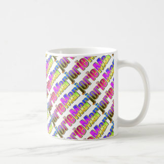 Marjorie Coffee Mug