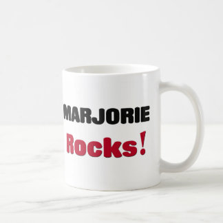 Marjorie Rocks Mugs