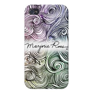 Marjorie Ross® - iPhone 4 case
