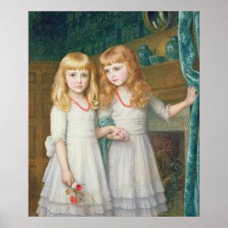Marjorie y Lettice Wormald Impresiones