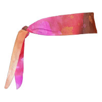 Mark 15-17 A Crown Of Thorns On The Head Tie Headband