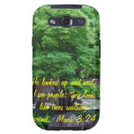 Mark 8:24 samsung galaxy s3 covers