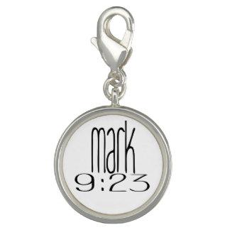 """""""Mark 9:23"""" Charm"""