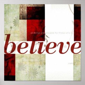 Mark 9:23 print