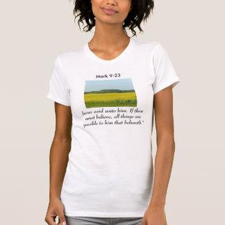 Mark 9:23 T-Shirt