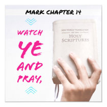 Mark chapter 14 magnetic card