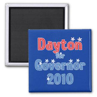 Mark Dayton for Governor 2010 Star Design Magnet
