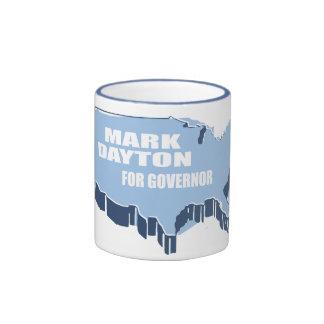 MARK DAYTON FOR GOVERNOR COFFEE MUG