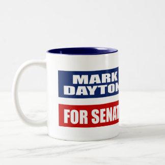 MARK DAYTON FOR GOVERNOR MUG