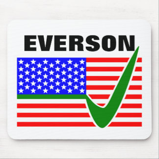 Mark Everson for President 2016 Mouse Pad