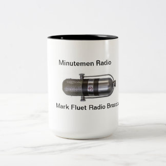 Mark Fluet Radio Broadcast Mug