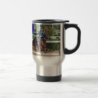 Mark Hennig Workouts 15 Oz Stainless Steel Travel Mug