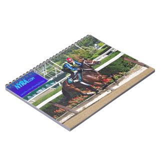Mark Hennig Workouts Spiral Notebook