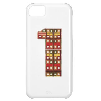 Mark Icon Symbol : NUMBERONE Number1 Cover For iPhone 5C