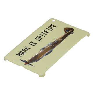 Mark IX Spitfire iPad Mini Covers