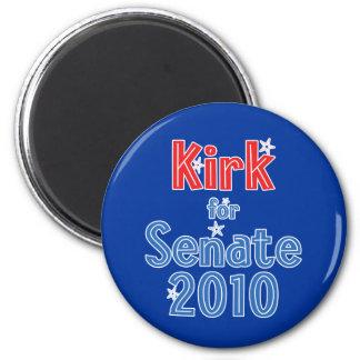 Mark Kirk for Senate 2010 Star Design Magnets