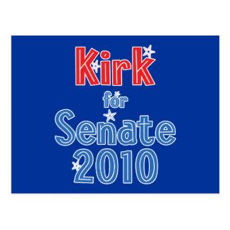 Mark Kirk for Senate 2010 Star Design Postcard