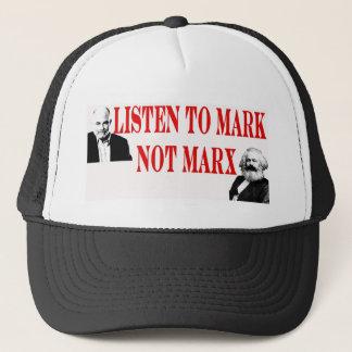 Mark not Marx Trucker Hat