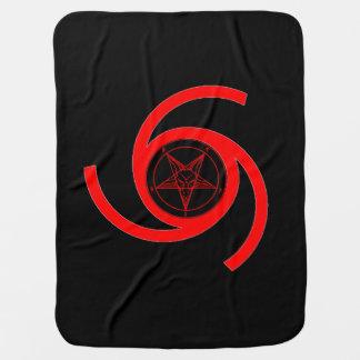 MARK of the DEVIL Baby Blanket
