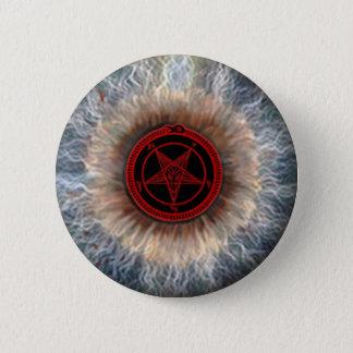 MARK of the DEVIL EYEBALL Pinback Button