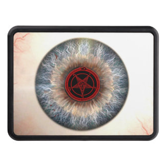 MARK of the DEVIL EYEBALL Tow Hitch Cover