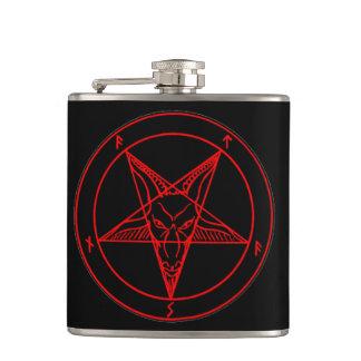 MARK of the DEVIL Flask
