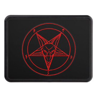 MARK of the DEVIL Hitch Cover