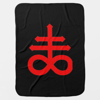 MARK of the DEVIL Receiving Blanket