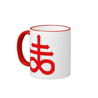 MARK of the DEVIL Ringer Mug