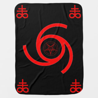 MARK of the DEVIL Swaddle Blanket