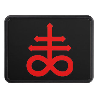 MARK of the DEVIL Trailer Hitch Cover