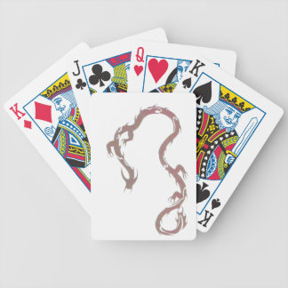 Mark Of The Dragon 2 Bicycle Playing Cards
