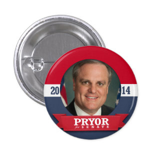 MARK PRYOR CAMPAIGN BUTTONS