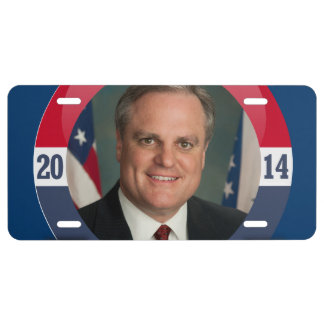 MARK PRYOR CAMPAIGN LICENSE PLATE