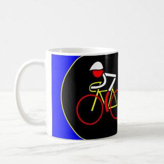 Mark Renshaw fires The Canon Ball - Tour de France Coffee Mug
