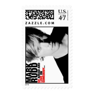 Mark Rudd Stamp