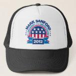 Mark Sanford for President 2012 Trucker Hat