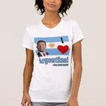 Mark Sanford I Love Argentina T-Shirt